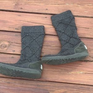 Ugg Boots Size 8 Ugg Sweater Boots Argyle